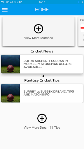 CricInformer-Tips for dream11,Myteam11,Champclash 3.1.6 screenshots 1