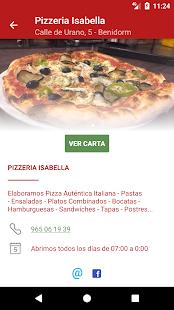 Pizzería Isabella - náhled