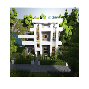 Modern House Ideas Mcpe Mods 1 0 Apk Free Books Reference Application Apk4now