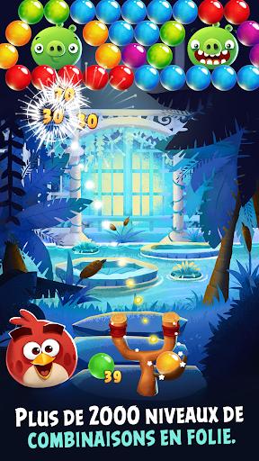 Angry Birds POP Bubble Shooter  captures d'écran 1