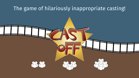 Cast Off - The Game of Inappropriate Casting - náhled