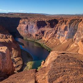 by Alessandro Calzolaro - Uncategorized All Uncategorized ( arizona, colorado, valley, landscape, usa, rocks, horseshoe, river,  )