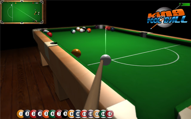 King of Pool Ball