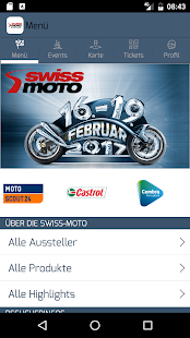 Swiss-Moto screenshot