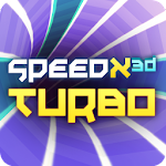 SpeedX 3D Turbo Icon
