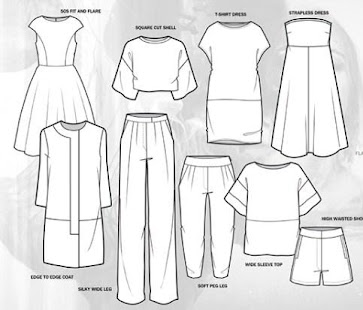 Fashion Design Flat Sketch For Pc Windows 7 8 10 And Mac Apk 1 0 Free Art Design Apps For Android