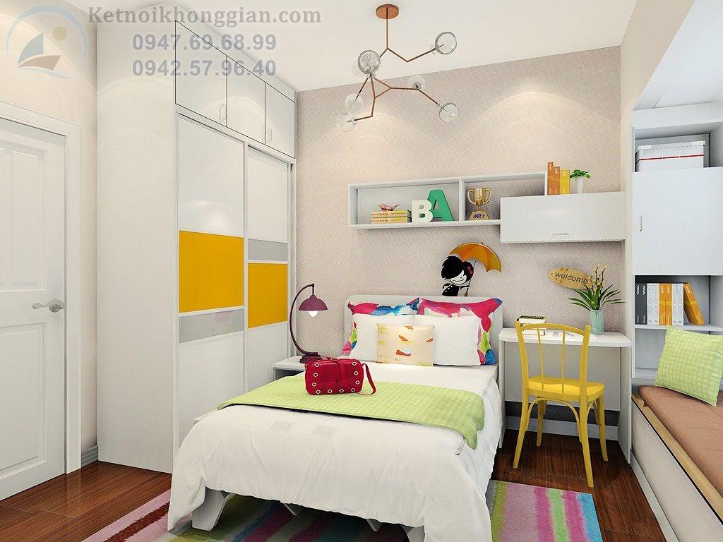 thiết kế nội thất chung cư tinh giản