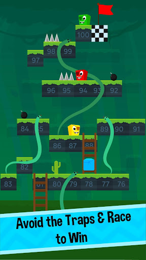 ud83dudc0d Snakes and Ladders Board Games ud83cudfb2 1.1 screenshots 2