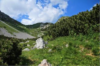 Photo: Passo Dagnola da sud
