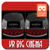 VR Cinema Big Theater
