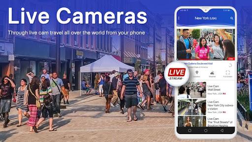 earth cam online: live webcam, camview & beach cam screenshot 1