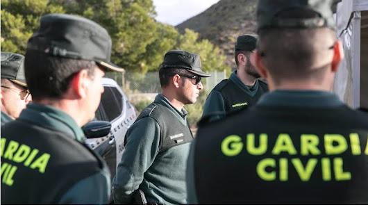 29 detenidos de tres clanes, uno de Almería, con un millón de euros en droga