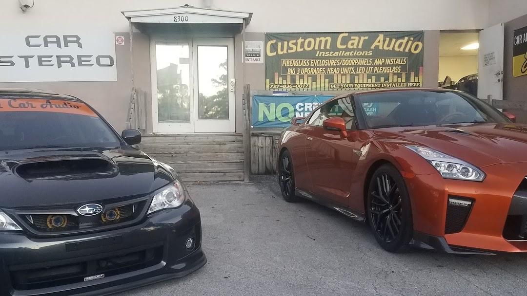 Custom Car Audio - Car Stereo Store in Port Richey