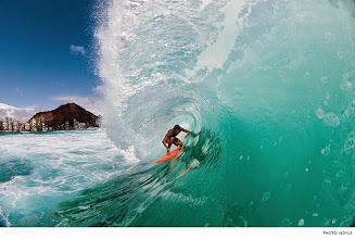Photo: Photo of the Day: Evan Valiere, Hawaii. Photo: #ZakNoyle #Surfer #SurferPhotos
