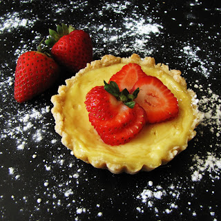 Yogurt Tartlets