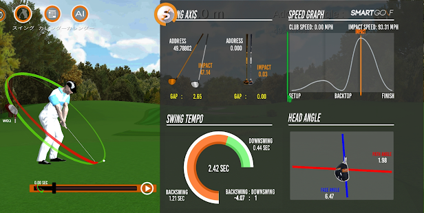 Download SmartGolf AI Analyzer For PC Windows and Mac apk screenshot 2