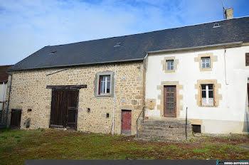 maison à Saint-Silvain-sous-Toulx (23)