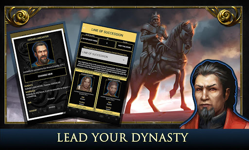 Age of Dynasties: Medieval Games, Strategy & RPG 1.4.1 screenshots 1