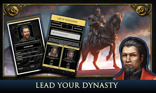 Age of Dynasties: Medieval Games, Strategy & RPG 1