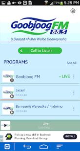 Goobjoog FM - náhled