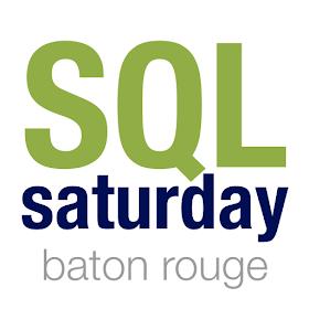 SQL Saturday Baton Rouge #628
