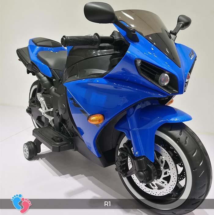 Xe mô tô điện thể thao cho trẻ R1 25