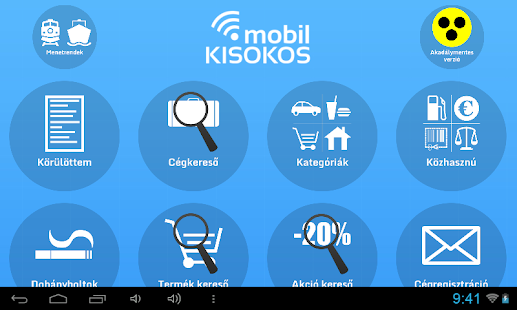 Mobil Kisokos- screenshot thumbnail