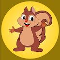 Talking Squirrel Cute icon