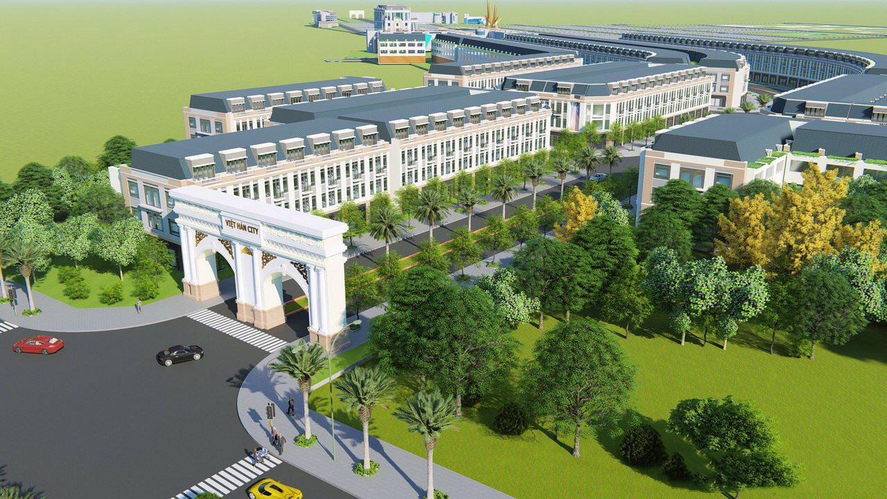 Liên danh Hải Long và Sông Đà 7 có thể làm chủ đại dự án Việt Hàn City Thái Nguyên