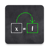 x=1: Learn to solve equations!