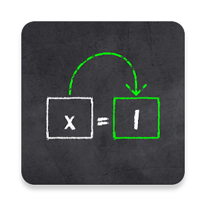 x=1: Learn to solve equations! for PC and MAC