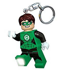 Imagen de contenido Llavero con Luz Led Lego® Green Lantern