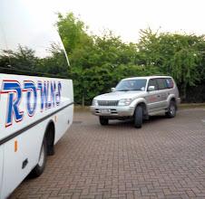Photo: Chantry Brewery service vehicle