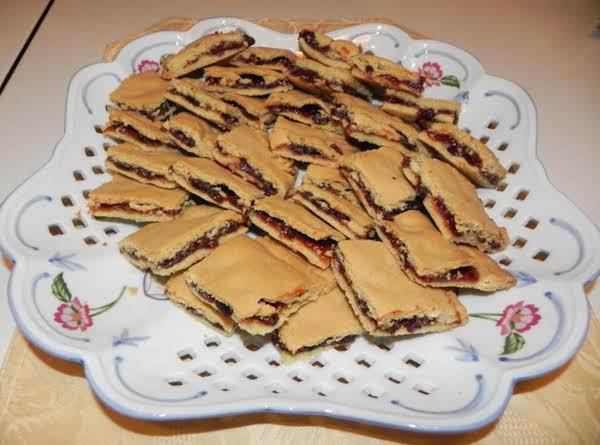 Ethel's Nice Tomato Cookies --  Dated October  1926