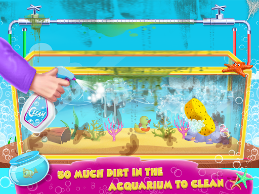 Keep Your House Clean - Girls Home Cleanup Game 1.2.4 screenshots 7