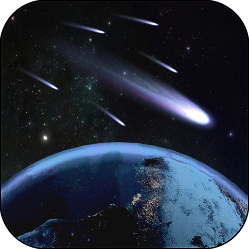 个人化の彗星ライブ壁紙 LOGO-記事Game
