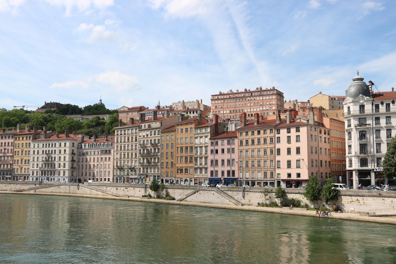 里昂 | 里昂一日遊景點快閃 | 無須修圖的美好風光