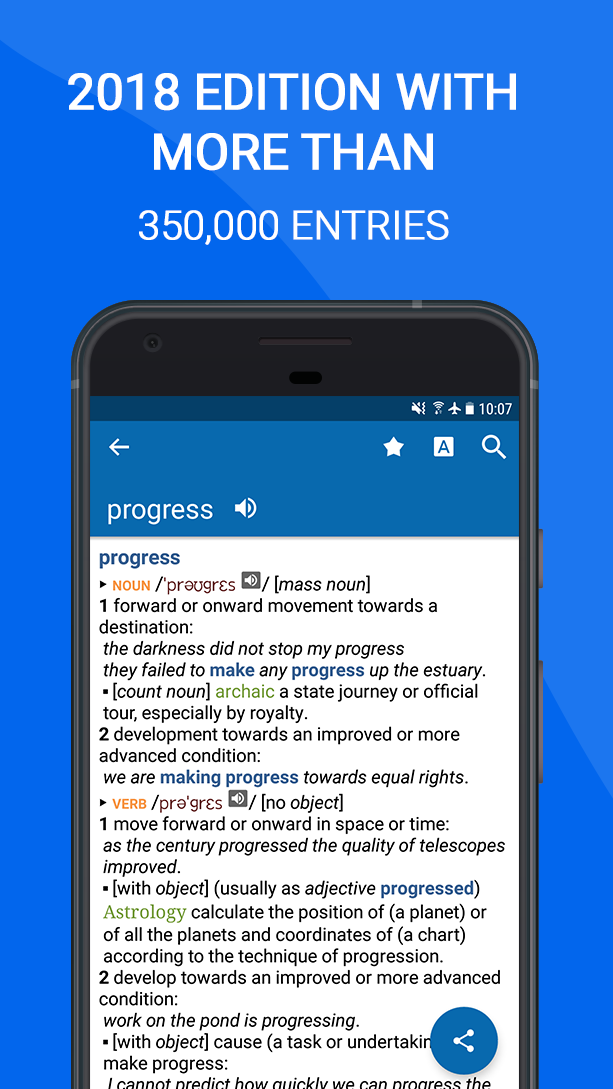 Oxford Dictionary of English : Free APK Cracked Free Download