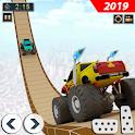 Monster Truck Stunt Driving Games: Truck Simulator icon