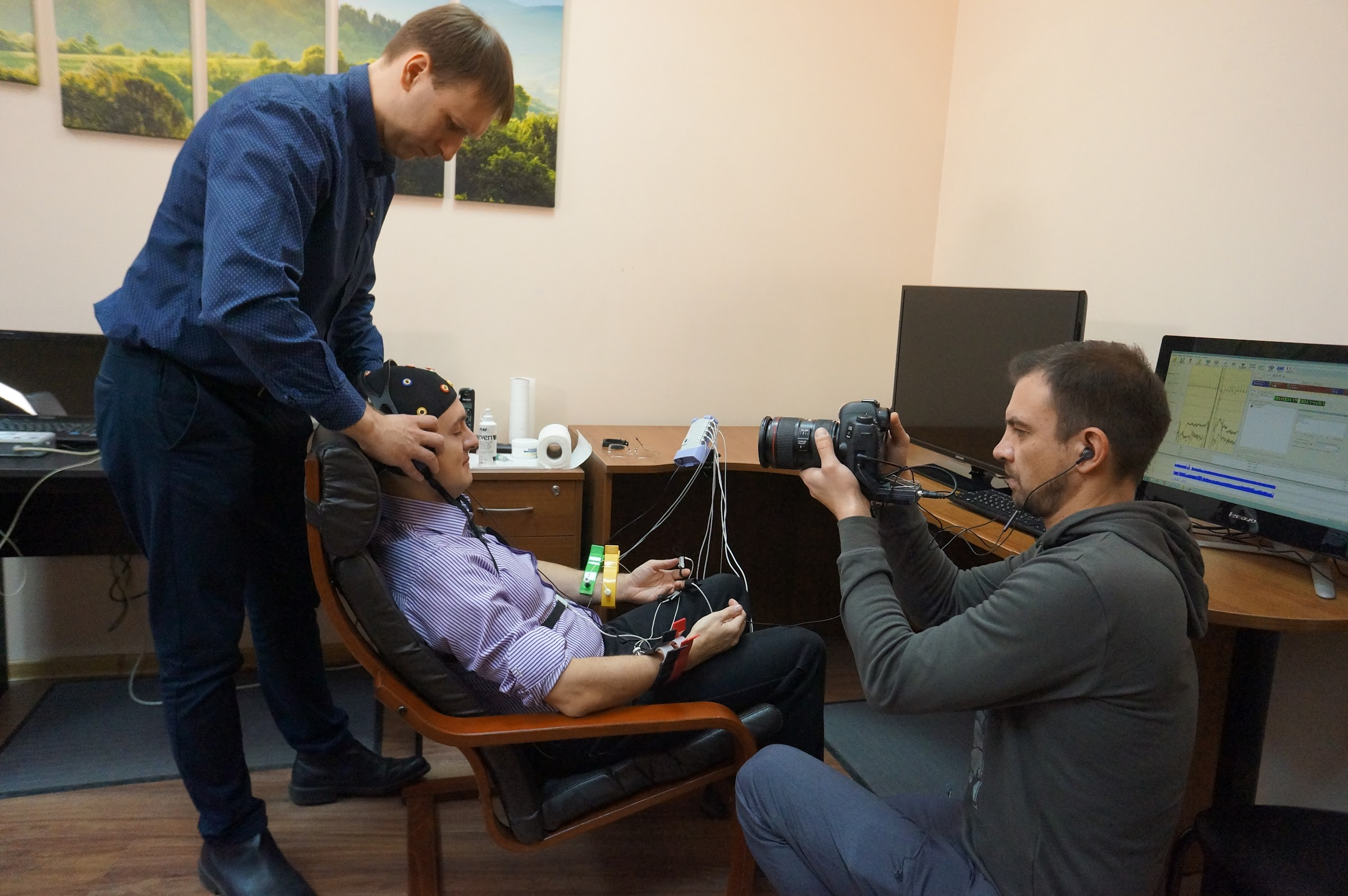 Москва 24, БОС-терапия