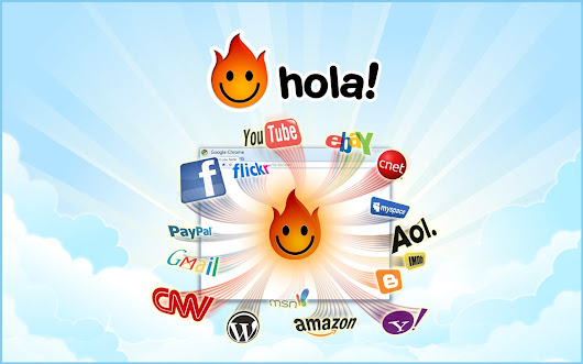 Unlimited Free VPN - Hola