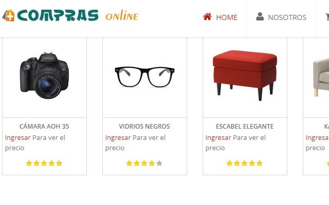 Novedades Mas Compras Online
