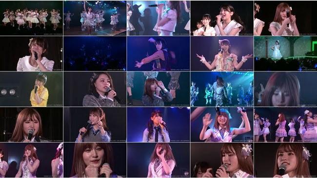 190504 (720p) AKB48 チーム8 湯浅順司「その雫は、未来へと繋がる虹になる。」公演 谷川聖 生誕祭