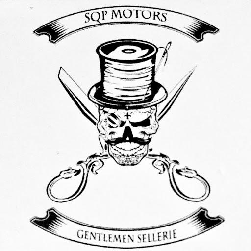logo sellerie Sqp motors