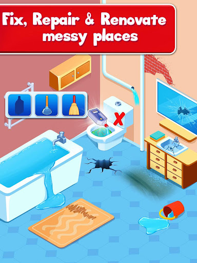 Fix It - Repair and Renovate Your Dream Home android2mod screenshots 6