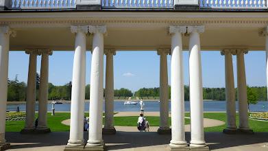 Photo: Blick von Schloss Rheinsberg auf den Grienericksee bei einem Ausflug vom Ferienhaus www.inselhaus-rheinsberg.de