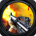 Gun Shot Striker Icon