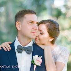 Wedding photographer Olga Podolyan (OlchaPo). Photo of 26.02.2016