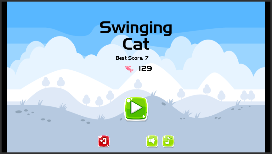 Swinging Cat, Sarman- screenshot