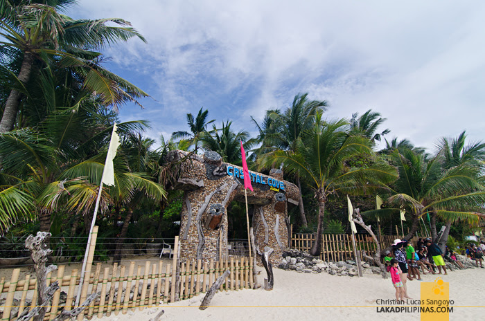 Boracay  Island Hopping Tour Crystal Cove
